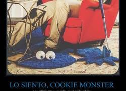 Enlace a DEP monstruo de las galletas