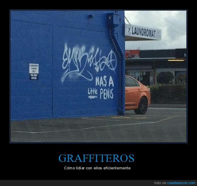 contestación,graffiti,pintada