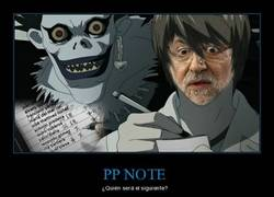 Enlace a PP NOTE