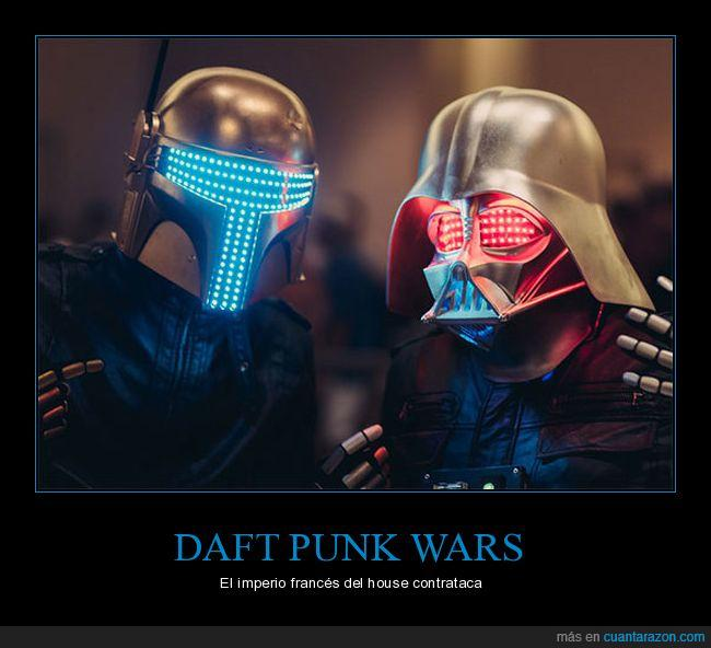daft punk,star wars