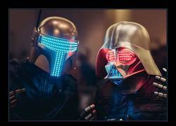 Enlace a DAFT PUNK WARS