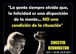 Enlace a D.E.P. Chester Bennington