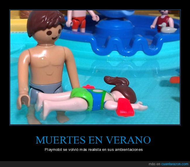 ahogado,juguetes,playmobil,wtf