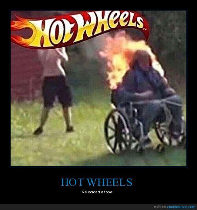 hot wheels,llamas,Silla de ruedas