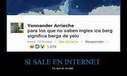 Enlace a Ice berg