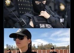 Enlace a 15 fotos que demuestran que si vas a México, vas a querer ser detenido por una de sus policías