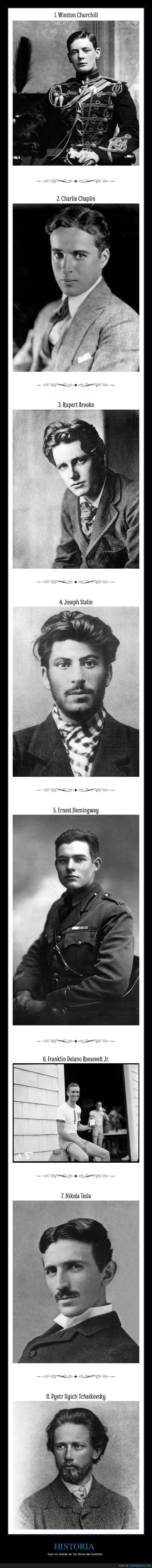 histórico,personajes históricos,tíobuenos