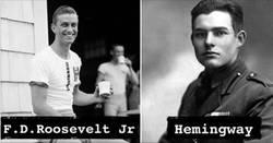 Enlace a 8 personajes históricos que son inesperadamente guapos