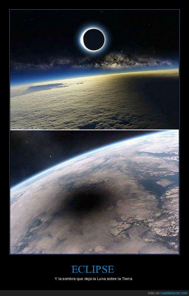luna,planeta,sombra,tierra