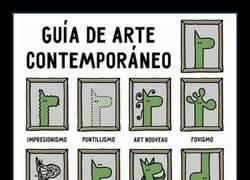 Enlace a ARTE CONTEMPORÁNEO