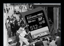 Enlace a 512GB en el pasado