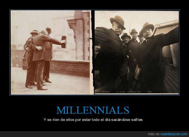 antigua,fotos,millennials,selfies