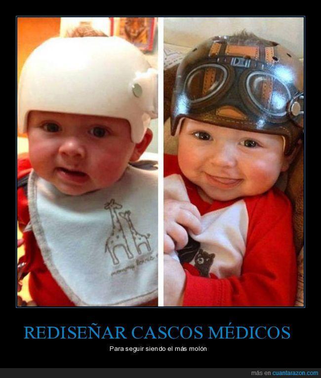 artista,cascos médicos