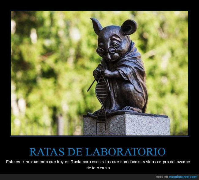 laboratorio,ratas,rusia