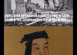 Enlace a Grandes engaños de la historia militar