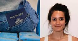 Enlace a Cuando te haces el pasaporte para tu país y te lo hacen para el planeta de los caraconos