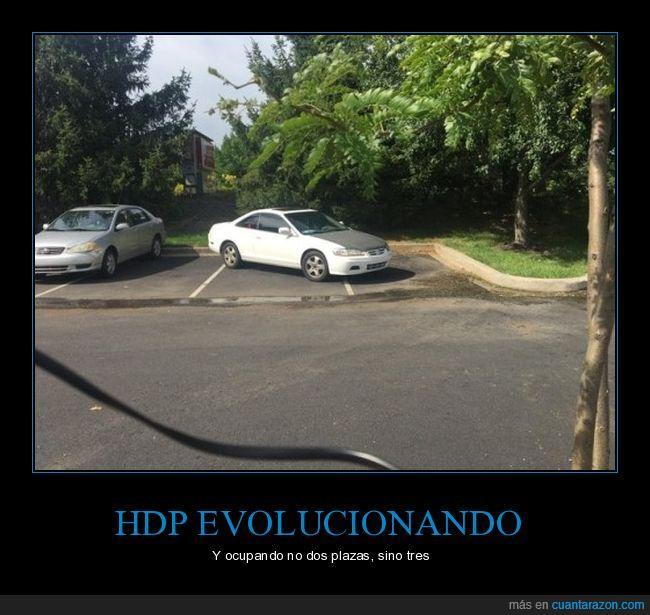 aparcar,coche,ocupar,plazas