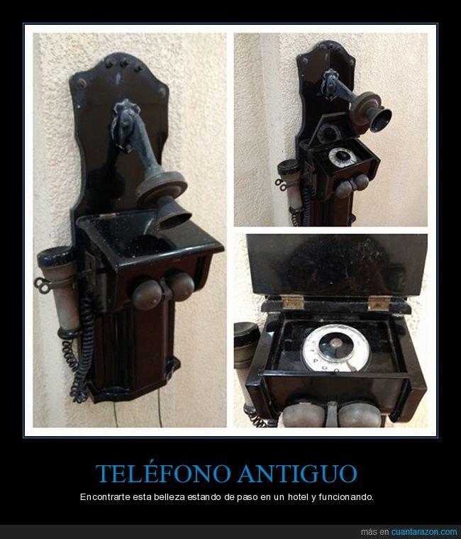 antigüedad,curiosidades,hotel,teléfono