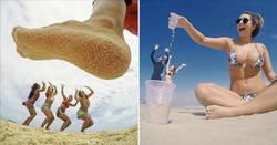 Enlace a Ideas de fotos geniales jugando con la perspectiva antes de que termine el verano