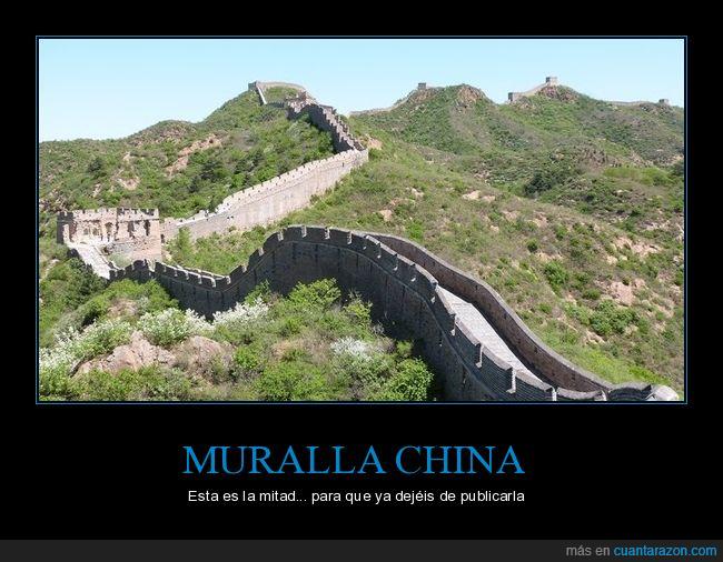 mitad,muralla china