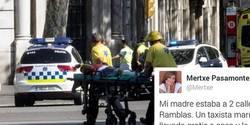Enlace a La historia solidaria en pleno atentado de Barcelona que derriba prejuicios