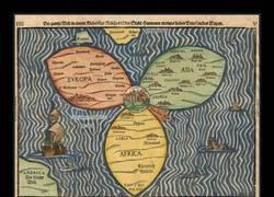 Enlace a ¿Cómo de malo era Jerusalén haciendo mapas en el año 1500?