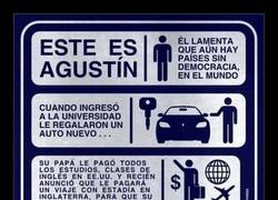 Enlace a Un mundo lleno de Agustines