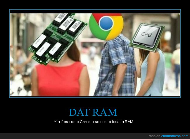 Cuánta razón! / DAT RAM