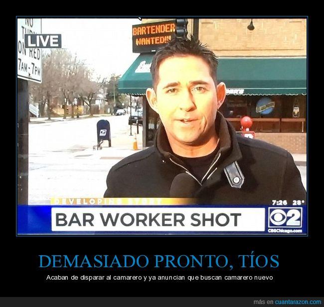 bar,camarero,disparo,noticias