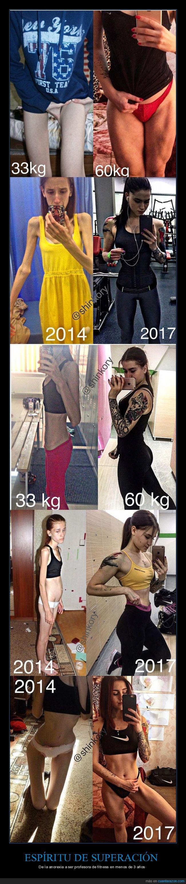 anorexia,cambio,fitness,vera schulz