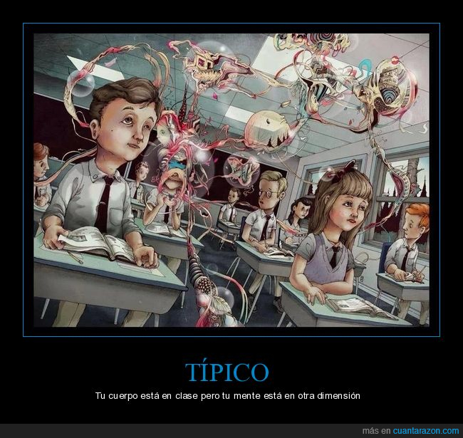 aburrido,colegio,imaginación