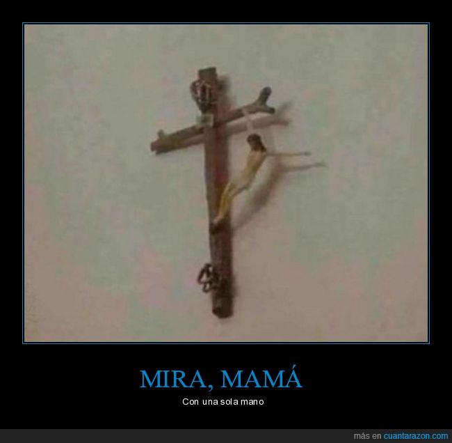 cruz,jesucristo,mano