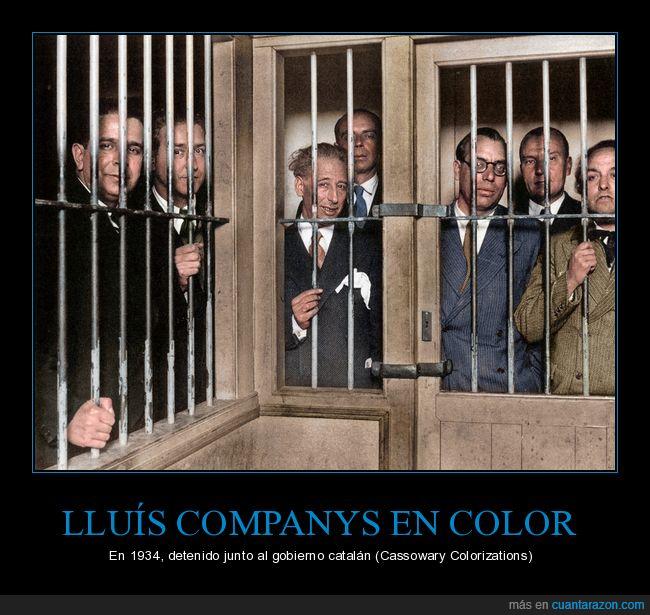 cataluña,color,colorización,companys,independencia