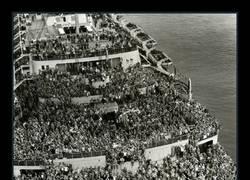 Enlace a Soldados americanos volviendo a casa después de la II Guerra Mundial, 1945