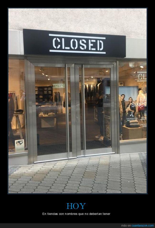 closed,nombre,tienda