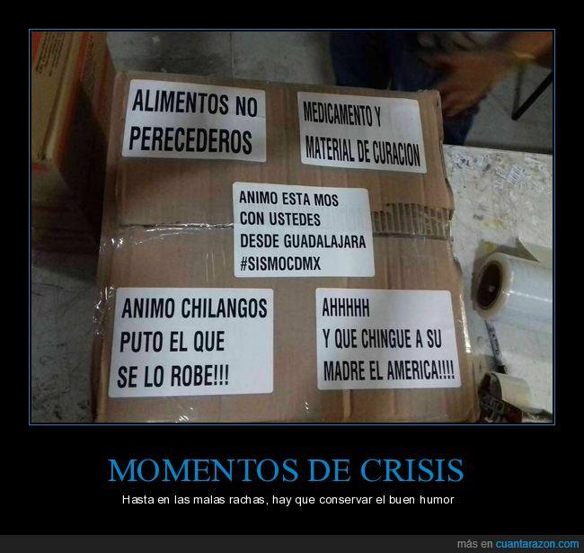 ayuda,caja,México,temblor