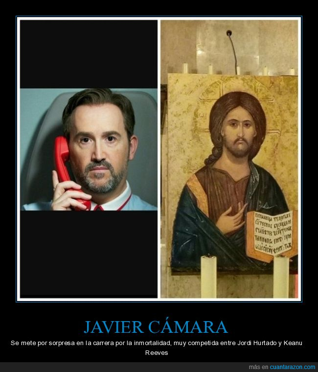 inmortal,javier cámara