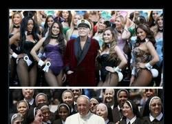 Enlace a Playboy VS Prayboy
