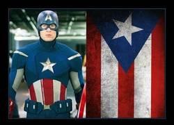 Enlace a Le pega más Capitán Puerto Rico
