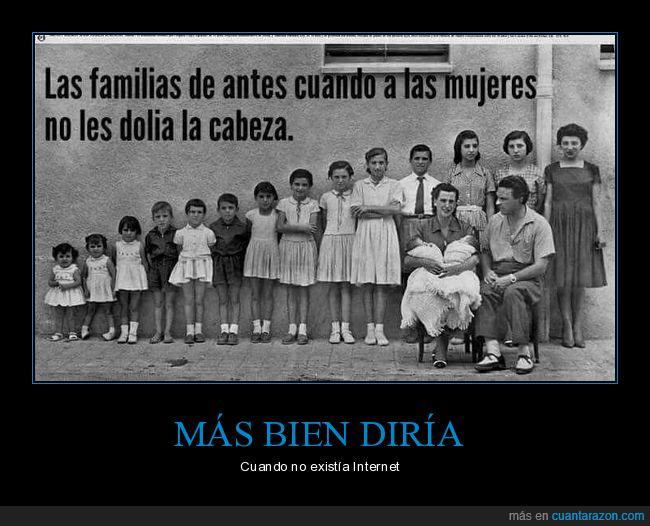familias,internet