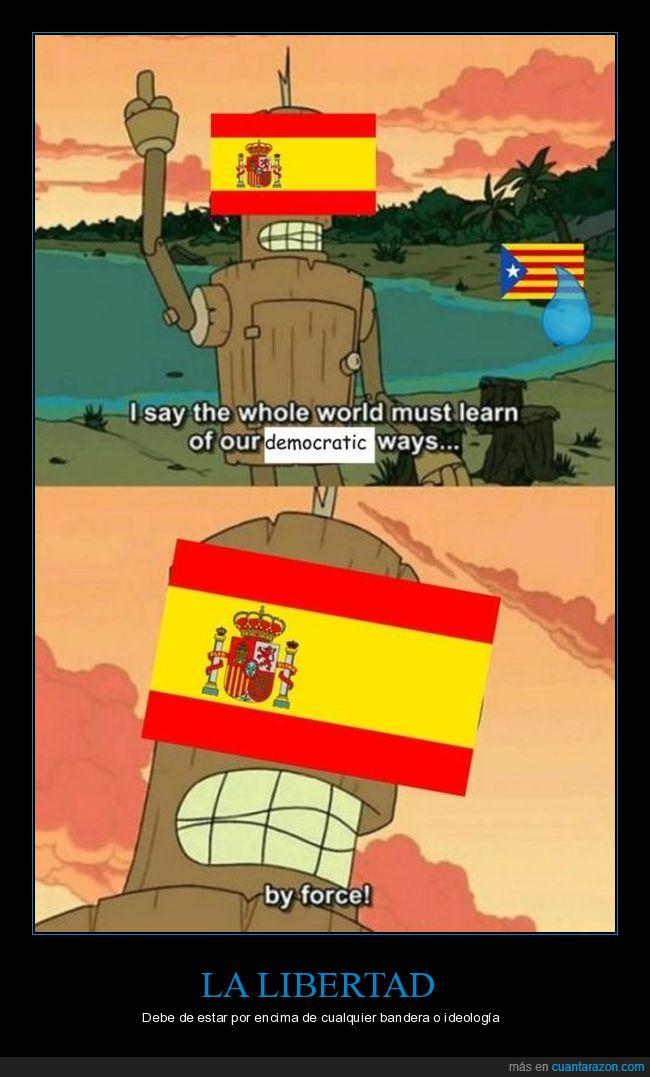 bandera,fuerza,ideología,injustícia,libertad