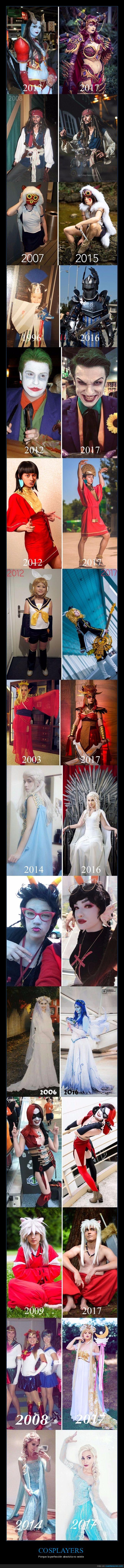 años,cosplay,perfeccionar