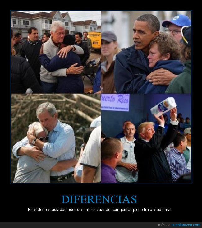 desgracias,donald trump,eeuu,presidentes,usa