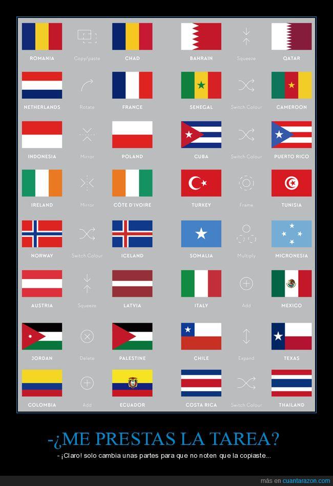 africa,asia,bandera,chile,colombia,copia,costa rica,cuba,europa,mexico,tarea