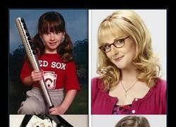 Enlace a Así eran los protagonistas de The Big Bang Theory cuando eran solo unos críos