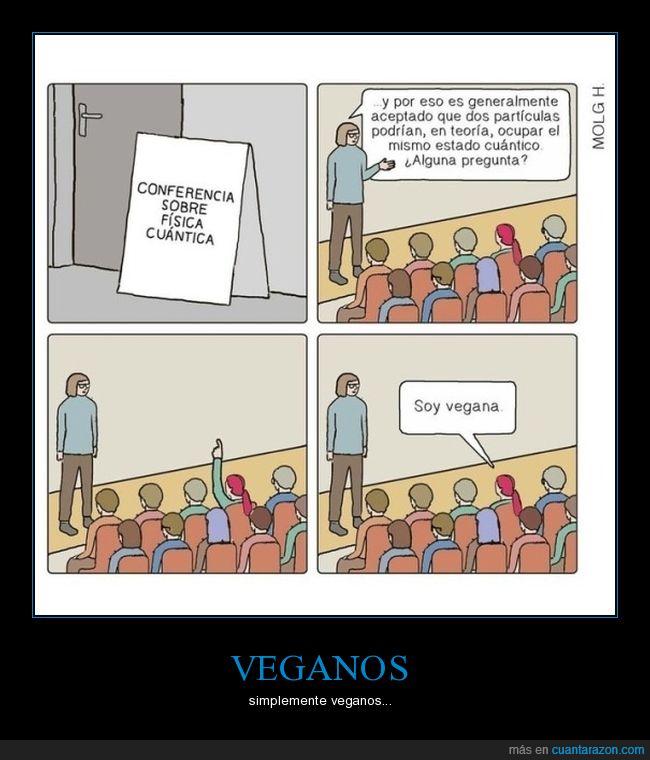 preguntas,siempre igual,veganos