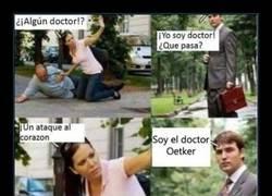 Enlace a Hoy en día todo el mundo es doctor