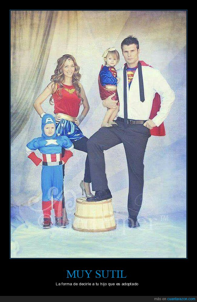 cosplay,DC,disfraces,hijos,Marvel