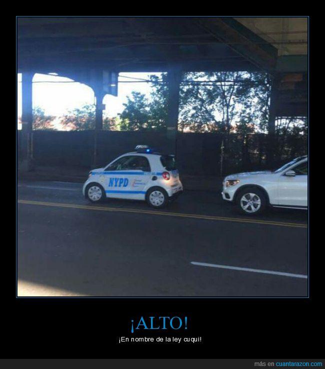 coche,cuqui,detención,policía