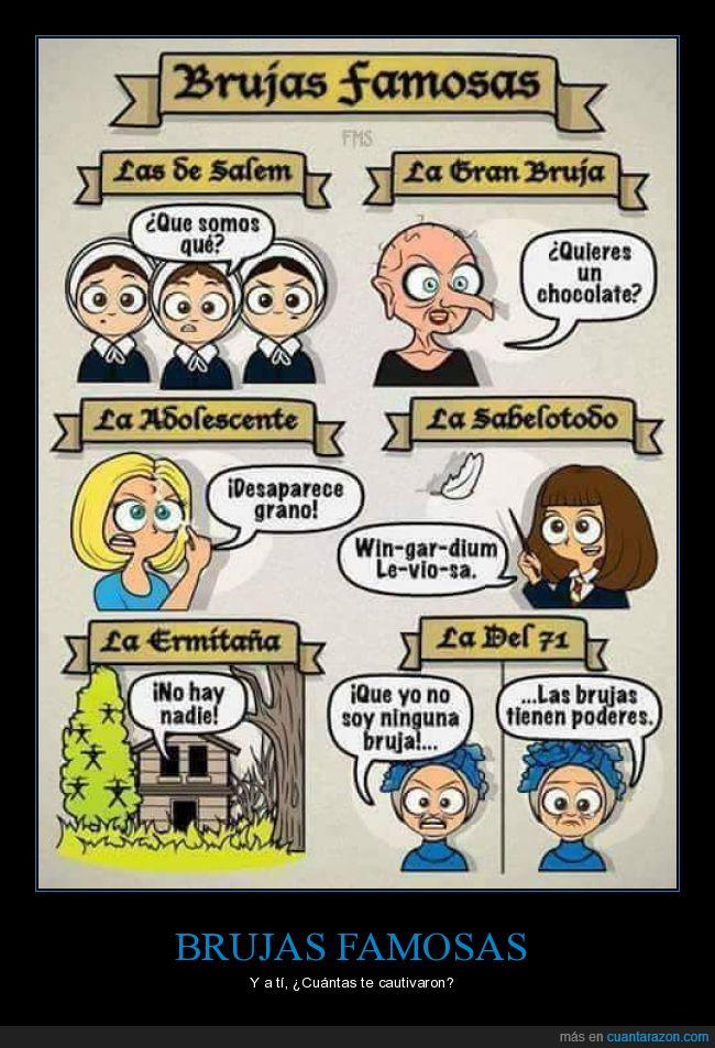 8,Bruja,chavo,del,famosas,hermione,magia,ocho,sabrina